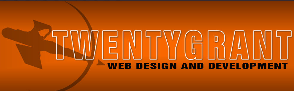 TWENTYGRANT - WEB DESIGN AND DEVELOPMENT